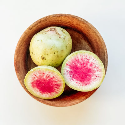 Watermelon Radishes – 1 lb