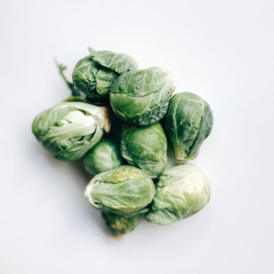 Brussels Sprouts – ½ lb