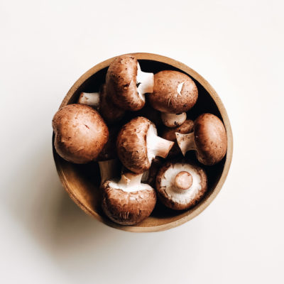 Crimini Mushrooms – ½ lb