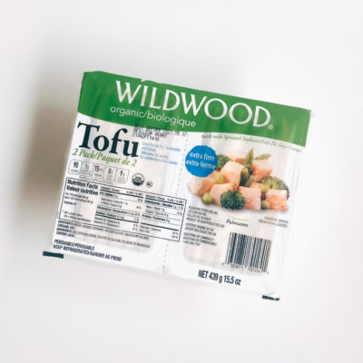 Organic Sprouted Tofu