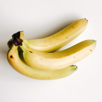 Organic Bananas – each