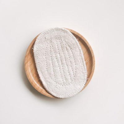 Dual-layer Bamboo Soap Dish