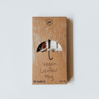 Vegan London Fog Bar