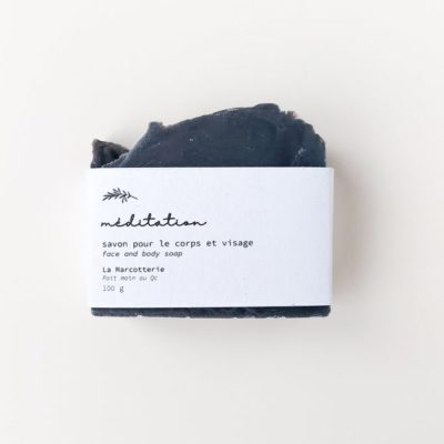 Meditation Body & Face Soap