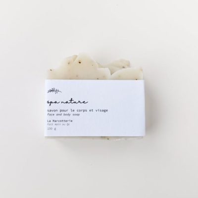 Spa Nature Body & Face Soap