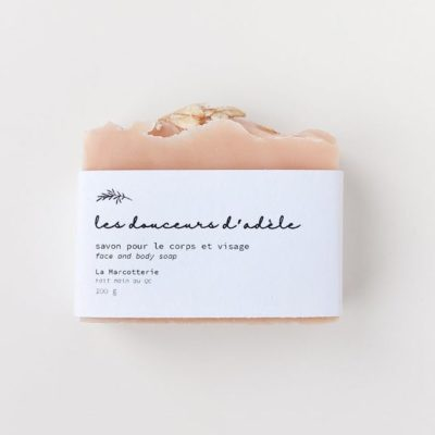 Sweet Adele Body & Face Soap