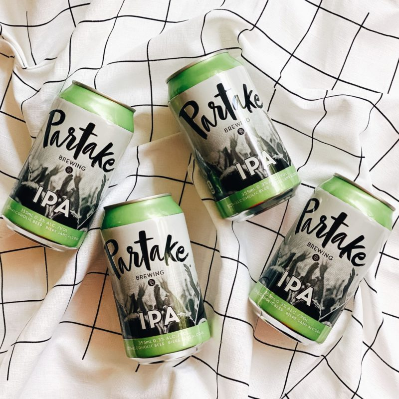 Non-Alcoholic IPA – 4 pack