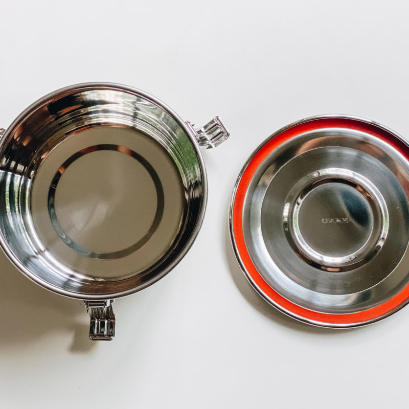 Airtight Stainless Steel Container – 12 cm