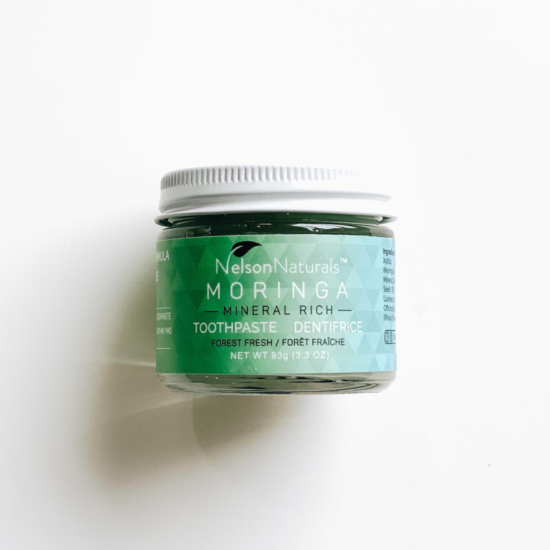 Moringa Mineral Rich Toothpaste – 93 g